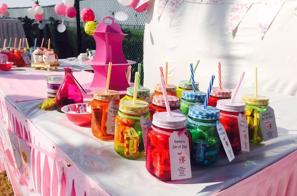 Mason Jar Birthday Return Gifts And Party Favours Ideas